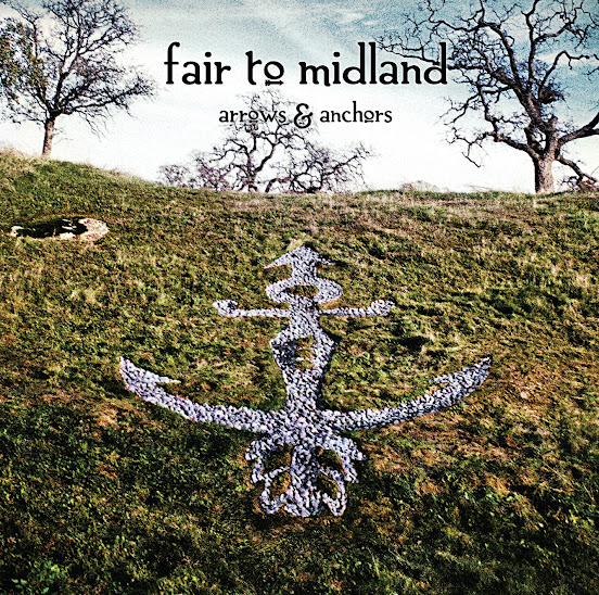Fair To Midland - Arrows & Anchors - Artwork
